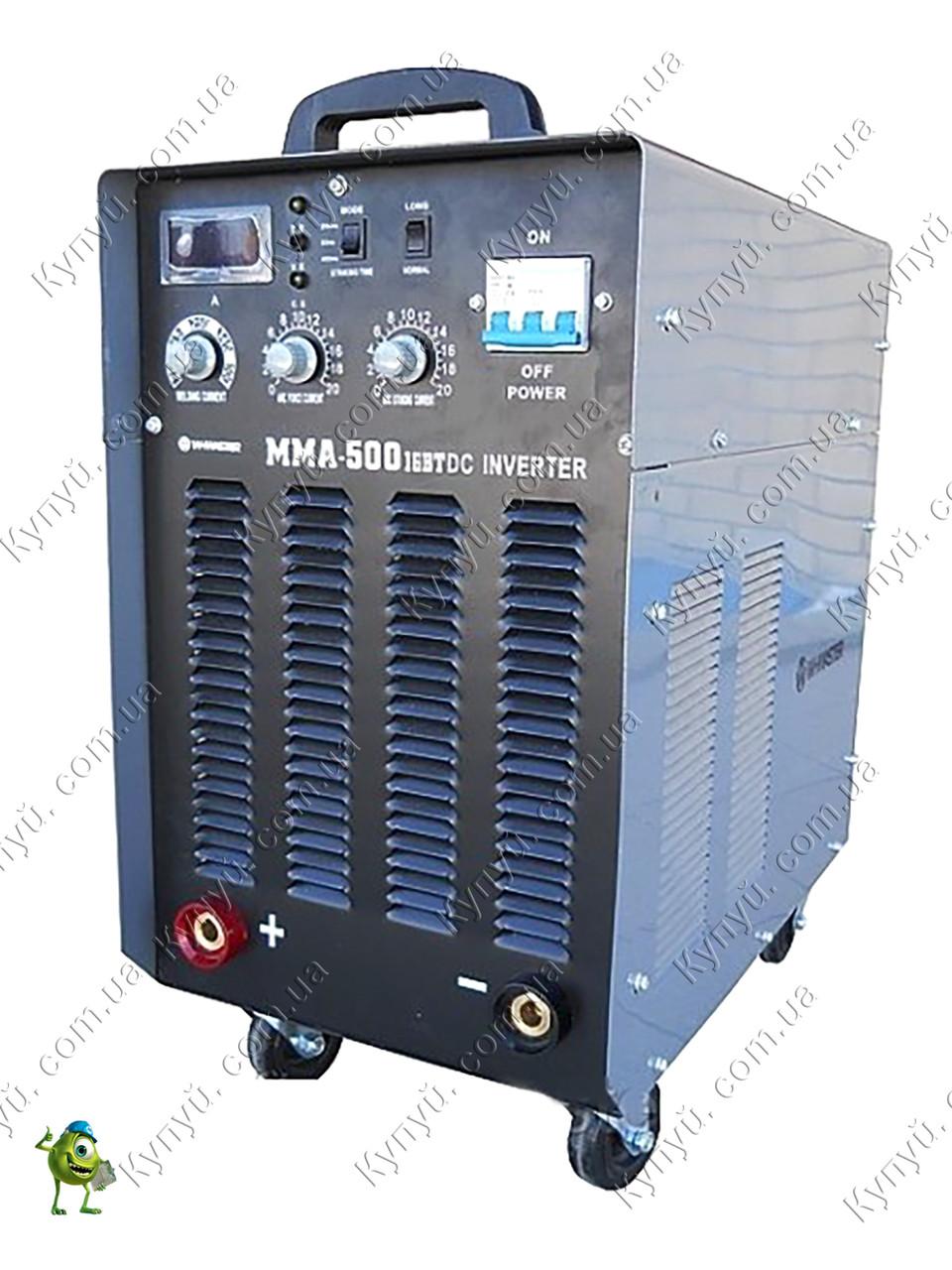 Сварочный инвертор WMaster ММА-500