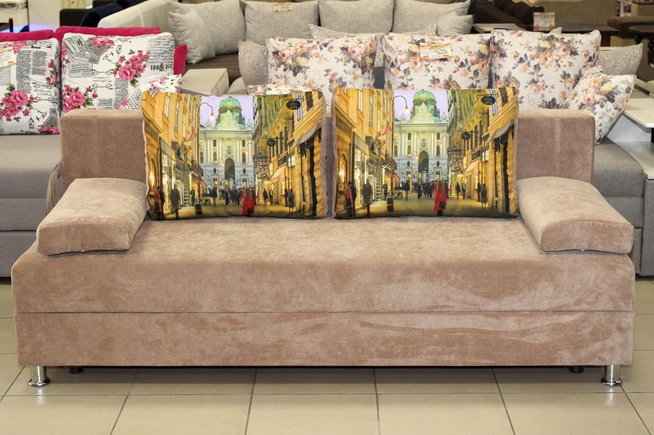 диван раскладной в спальню стильный дизайн экологически чистые