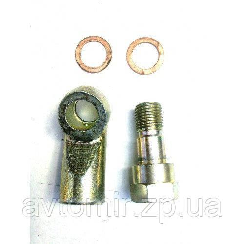 Тройник датчика масла Ваз 2101-2107 Россия