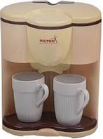 Кофеварка 2 чашки Hilton 5415 KА