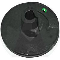 Диск аппарата вязального левый пресс подборщика Case IH International 422 | 3100001R1 CASE IH