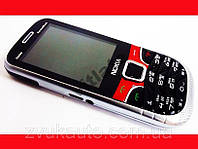 Nokia S6800 - 2Sim + Металл, фото 1