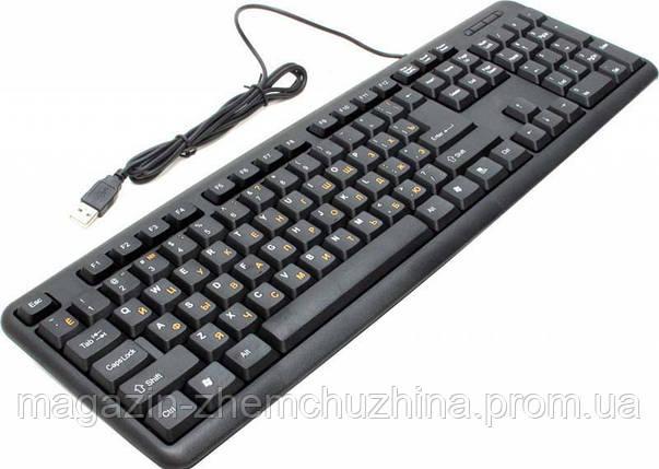 Клавиатура проводная USB Merlion, фото 2