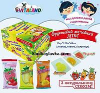Желейная конфета Фруктовый Микс 48 шт (Vitaland)