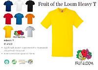 Футболки для печати Fruit of the Loom Heavy T