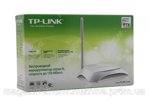 Wi-Fi роутер TP-Link WR-720, фото 2