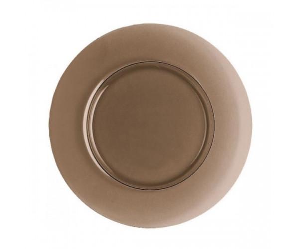 Подставная тарелка Directoire Eclipse Transsendent, 24,6 см Luminarc L8846