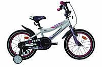 """Велосипед детский с дополнительными колесами Ardis Star 18"""""""