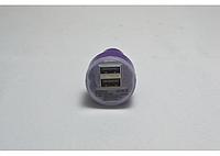 Автомобильная USB зарядка RX-003 (2 в 1)