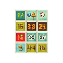 Настільна гра IQ 2х2 Гра в пари. ГРАННА, фото 3