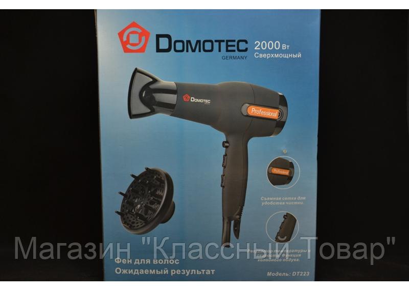 Фен Domotec DT-223