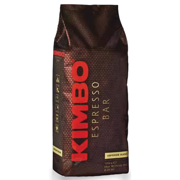 Кофе Кимбо Суперьер Бленд 1 кг