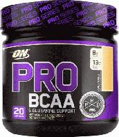 БЦАА, Optimum Nutrition, PRO BCAA, 390gram
