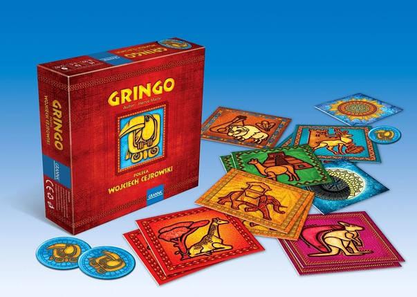 Настольная игра Гринго. ГРАННА, фото 2
