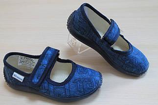 Детская обувь оптом Тапочки в садик на мальчика Vitaliya Виталия размеры 28-31.5, фото 2