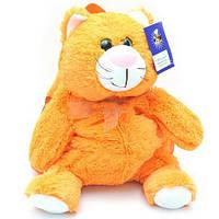 Рюкзак Котик (оранжевый) B178
