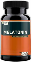 Мелатонин от бессонницы Optimum Nutrition Melatonin 100 tab