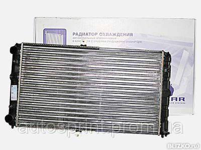 """Радиатор 2110-2112 """"Лузар"""" (LRc 01120) алюм. (под датч.)"""