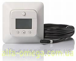 Терморегулятор для теплого пола Ensto ECO16LCDJ+E