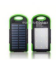 POWER BANK SOLAR A50 20800 MAH + LED (ФОНАРЬ+ USB КАБЕЛЬ) 907