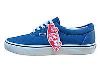 Женские кеды Vans AUTHENTIC Blue/Black Line