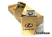 """Электроимпульсная зажигалка USB """"LEXUS"""" hd"""