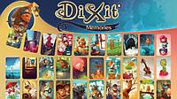 Настольная игра Диксит 6 Dixit 6 Memories. Libellud
