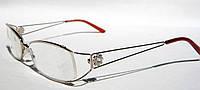 Очки для коррекции зрения  COMFORT 3687-1 (рмц 60-62) (вставка Изюмское стекло)