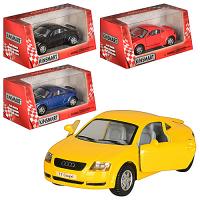 Машина метал. Audi TT Coupe