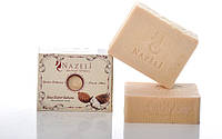 Натуральное оливковое мыло с маслом ши 125 г