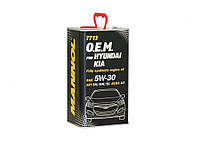 Моторное масло Mannol O.E.M. METALL for Hyundai Kia 5w30 4л