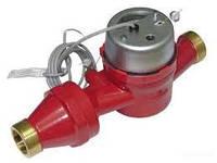 Счетчик Apator PoWoGaz JS-130-3,5-NK горячей воды одноструйный с импульсный выходом
