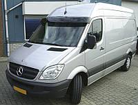 Козырек Mercedes Sprinter/VW Crafter (06-) / акрил.на креплении