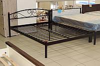Кровать металлическая от производителя, фото 1