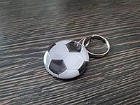 Заготовка-брелок для домофона RFID 5577 перезаписываемая Футбольный мяч