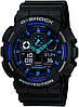 Мужские часы CASIO G SHOCK GA-100-1A2ER