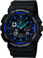 Мужские часы CASIO G SHOCK GA-100-1A2ER, фото 1