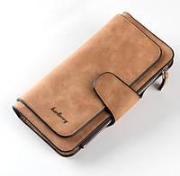 Клатч кошелек Baellerry женский  N2345_Brown коричневый, фото 1