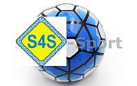 Мяч футбольный PREMIER LEAGUE Z FB-4910-B, голубой-белый