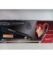 Утюжек для волос ROZIA до t 200*, 100-240V 50/60Hz 35W