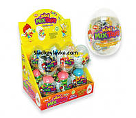 """Яйцо """"Mini Mix Toys"""" сюрприз с драже 12 шт (Aras)"""