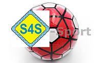 Мяч футбольный PREMIER LEAGUE Z FB-4910-R, красный-белый, фото 1
