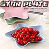 """Тарілка-зірка """"Star Plate"""" - 1 шт"""