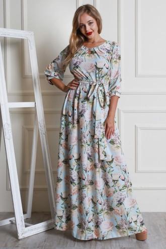 """Платье макси """" Эмма"""" - Купить платье, женская одежда NATALI в Хмельницком"""