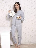 Костюм для женщины 389/L/серый в наличии L р., также есть: L,M,S,XL,XXL, Роксана_Виробник 1