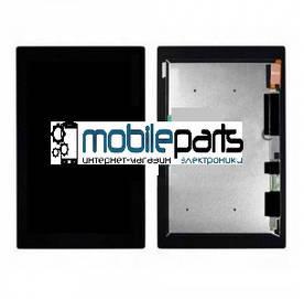 Оригинальный Дисплей + Сенсор (Модуль) к планшету Sony Xperia Tablet Z2  (Черный)
