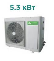 Компрессорно-конденсаторный блок 5,3 кВт COU-18CR1-A  CHIGO (Китай), фото 1