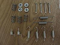Ремкомплект колодок  ручника QUICK BRAKE Qb105-0025