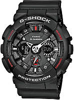 Мужские часы CASIO G SHOCK GA-120-1AER, фото 1