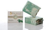 Натуральное оливковое мыло с добавлением розмарина 125 г